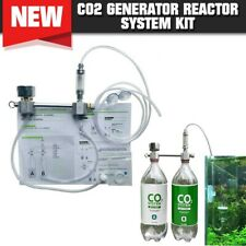 Aquarium CO2 Regulator System Kit Generator W/ Solenoid Bubble Counter Check