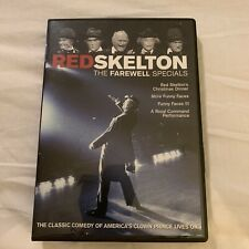 Classic Red Skelton The Farewell Specials DVD