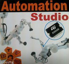 Automation Studio Training software DVD