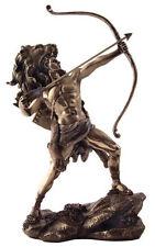 Hercules Wearing Nemean Lion Skin Statue figurine Sculpture