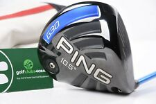 PING G30 DRIVER / 10.5°/ STIFF FLEX OBAN DEVOTION SHAFT / PIDG30363