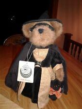 "Boyd'S Bears Witch w/Original Tags 12"" - ""Endora Spellbound"" - Halloween"