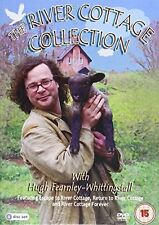 The River Cottage Collection DVD R4 New 6 discs 538 minutes