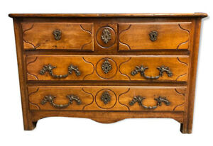 Chest of Drawers 18th Antique Furniture Louis XV South West Bordeaux Bordelaise