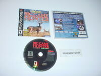 Cabela's BIG GAME HUNTER game complete in case w/ manual - Playstation or PS2