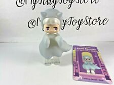 Satyr Rory A Little Spooky But Mostly Cute Blind Box-open Box Blue Ghost GID