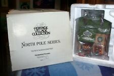 Dept 56 Elfies Sleds & Skates #56251 North Pole Village / Retired Nib
