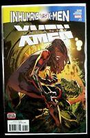 UNCANNY X-MEN xmen #17 (2017 MARVEL Comics) Comic Book NM