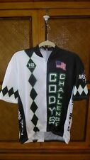 VOmax Men's Cycling Jersey Size Medium 2011 CODY'S CHALLENGE 18th Anniversary