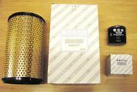 ALFA ROMEO SPIDER 2.0 16V Twin Spark  Genuine Air Filter Oil Filter Service Kit