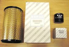 ALFA ROMEO GTV 2.0 16V TS Originale Filtro Aria Kit Di Servizio di filtro olio