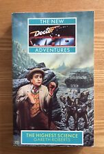 Doctor Who The Highest Science Virgin New Adventures near mint & unread