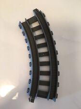 """Thomas & Friends Train Trackmaster Avalanche Escape Small 5"""" Grey Curve Track CS"""
