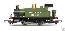 Articoli di modellismo ferroviario verde in plastica