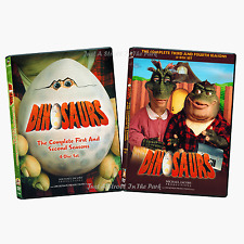 Dinosaurs: Complete TV Series Seasons 1 2 3 4 Box / DVD Set(s) Collection NEW!