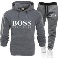 2021 Herren Trainingsanzug Set Hoodie Bottoms Trainingshose Jogging Sporthose DE
