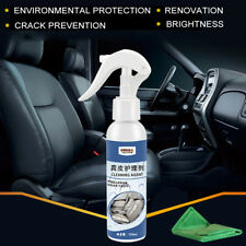 Car Seat Care Wax Leather Cleaner Agent For Automotive Interior Home safe