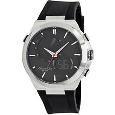 Kenneth Cole Men's KC1762 Digital Contemporary Round Analog Digital Date Watch