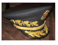 US General Blue Uniform Hat NEW Size 58, 59, 60, 61 cm CP Made WW2 Era FREE SHIP