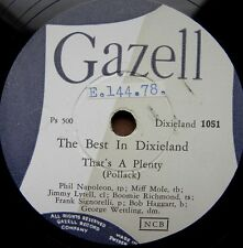 1088/THE BEST IN DIXIELAND-That´s a plaenty-Miff Mole-Napoleon-Haggart-Schellack