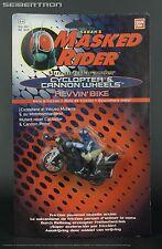 CYCLOPTER CANNON WHEELS Mutant Marauder Revvin' Bike Saban's Masked Rider New
