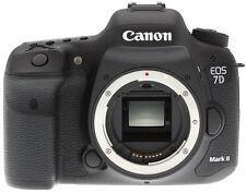 Canon EOS 7D Mark II 20.2 MP Digital SLR Camera Body Only MK2 * UK SHIP