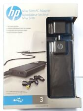 Genuine HP 65W Slim AC Power Travel Adapter 677776-003, HSTNN-DA14. New