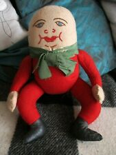 LOVELY VINTAGE TOY HUMPTY DUMPTY 1930s