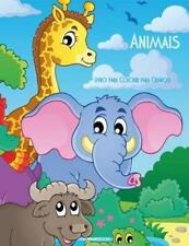 Animais para Crianças: Livro para Colorir de Animais para Crianças 1 by Nick...