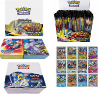 324pcs Cards Pokemon TCG Booster English Edition Break Point 36Packs Xmas Gift