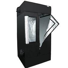Homelab 100 Zelt 100x100x200 cm Anzucht Homebox Grow Growbox Eastside Impex