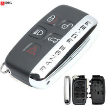 New Smart Remote Key Shell Case 5 Button for Land Rover Range Rover Sport LR4