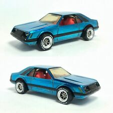 Hotwheels Hot Wheels 1979 Mustang Fox Body Custom Super Free Shipping