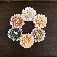 "Prima ""Cartographer Flower - Navigator"" 574499 Mulberry Paper Layered Flowers"