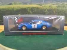 SPARK.  Alpine A310 3rd Tour de Corse. No7. Blue. 1974. 1:43. S5478
