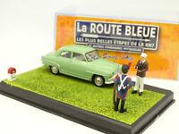 UH Presse Route Bleue 1/43 - Simca Aronde P60