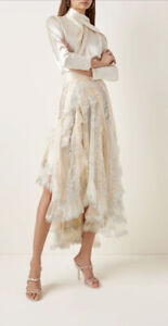Zimmermann Sabotage Lace skirt- New With Tags- RRP$2,500 AUD