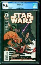 Star Wars 16 CGC 9.6 NM+ Yaddle Ki-Adi-Mundi Mark Schultz cover Dark Horse