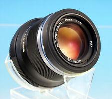 Olympus M. Zuiko Digital 45mm F/1.8 MFT - 32077