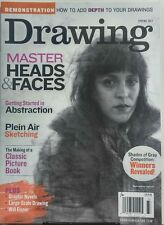 Drawing Spring 2017 Master Heads Faces Get Started Abstraction FREE SHIPPING sb
