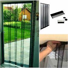 Tenda zanzariera a pannelli strisce 100x250 porta finestra tende porte finestre