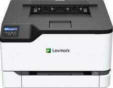 LEXMARK C3326dw Farb-Laserdrucker (A4, Drucker, Duplex, Netzwerk, WLAN, USB)