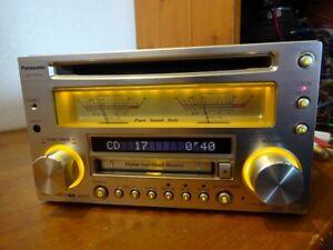 Panasonic CQ-VX5500D CD MD player