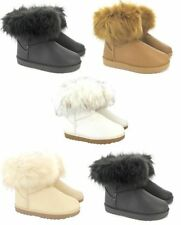 Unbranded Fur Boots for Women