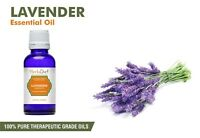 Lavender Essential Oil 100% Pure & Natural Aromatherapy Oils Therapeutic Grade