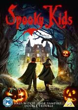 Spooky Kids (DVD) (NEW AND SEALED)  (REGION 2) (FREE POST)