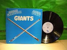 Stephane Grappelli , Jean-Luc Ponty – Giants ' LP MINT 1980 US