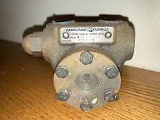 Viking pump FH432 Serial Number 165-8543