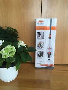 New!  Boxed & sealed VAX Steam Glide floor/handheld  cleaner + 9 piece tool kit