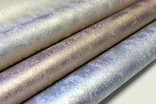 Vlies Tapete Uni Struktur einfarbig gold silber metallic glanz Molten Empress